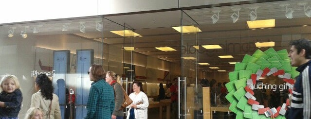Apple Century City is one of LAX.