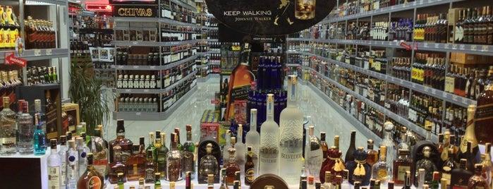 Alcohol Center is one of สถานที่ที่บันทึกไว้ของ Emre.
