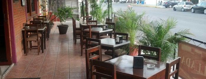 El Emporio Restaurante y Parrilla is one of Tempat yang Disukai Teresa.