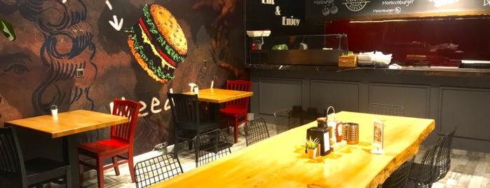 Corner Burger is one of Antalya.