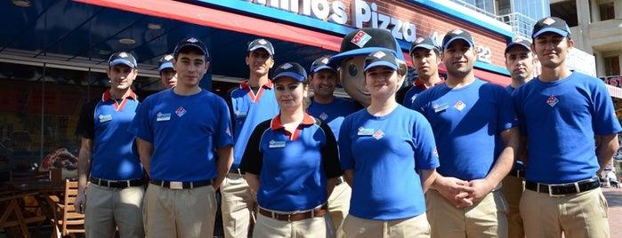 Domino's Pizza is one of Yunus'un Beğendiği Mekanlar.