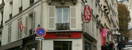 Café Tabac is one of Paris // Tea, Cake, Coffee & More.