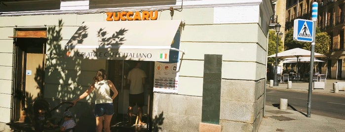 Zuccaru is one of Madrid.