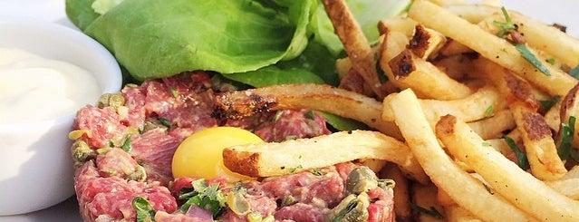 Justine's Brasserie is one of uwishunu austin.