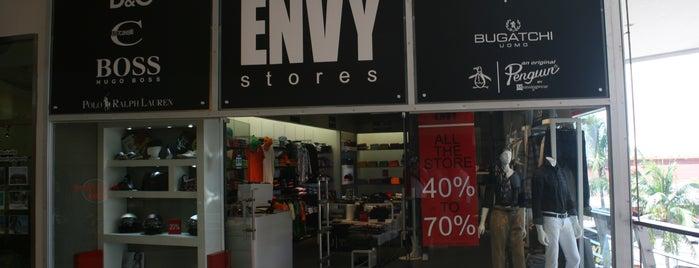 ENVY Stores is one of Posti salvati di Carina.