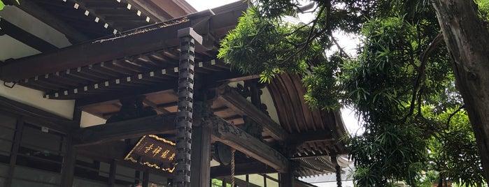 泉龍禅寺 is one of Locais curtidos por doremi.
