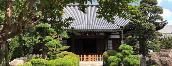松月院 is one of Orte, die Masahiro gefallen.