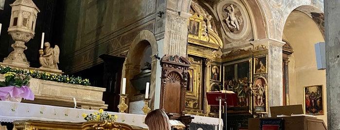 Basilica di Santa Maria Assunta is one of Alanさんのお気に入りスポット.