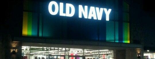Old Navy is one of Posti che sono piaciuti a Traci.