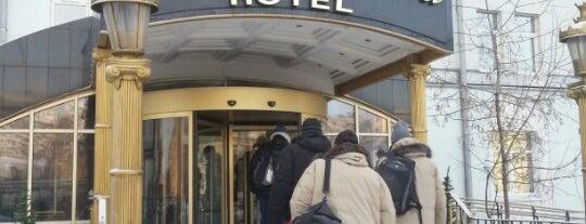 Kassado Plaza Hotel is one of Oteller.