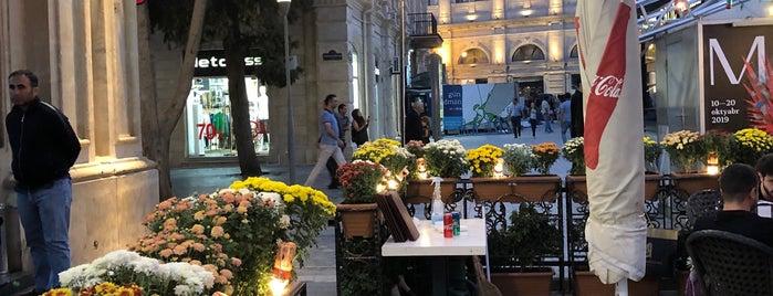 Əriştə Kafesi (Erishte) is one of Баку.