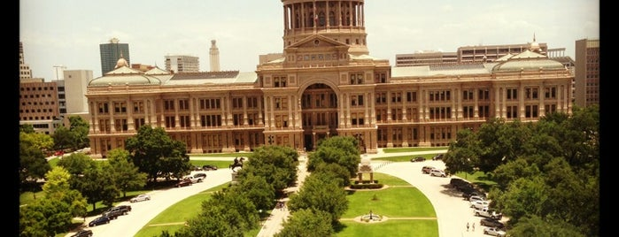 Texas State Capitol is one of Texas.