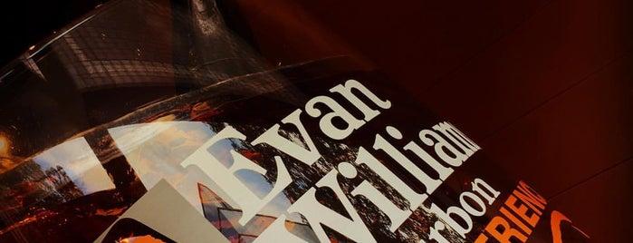 Evan Williams Bourbon Bar is one of ?.