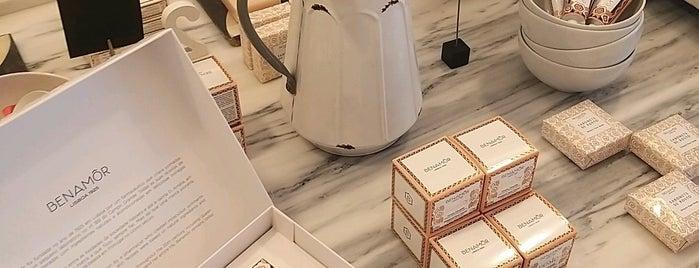 Benamor Perfumaria is one of LISBOA.