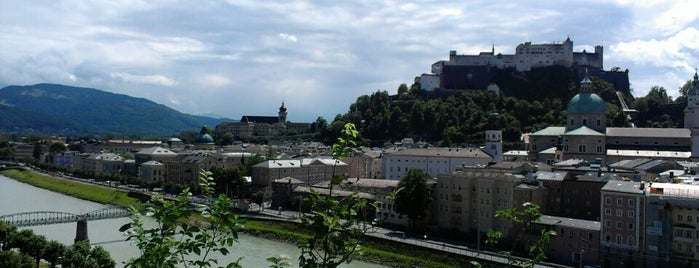 Kapuzinerberg is one of Salzburg 🇦🇹.