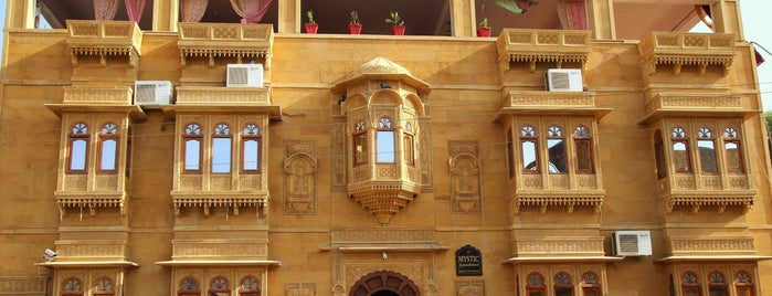 Mystic Jaisalmer is one of Posti salvati di Enrique.