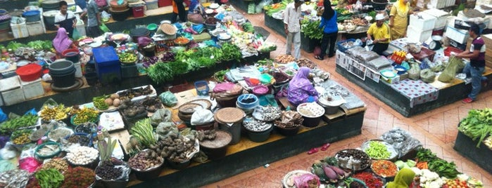 Pasar Besar Siti Khadijah is one of Attraction Places to Visit.