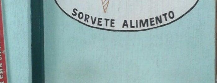 Sorveteria SóAki is one of Ricardo 님이 좋아한 장소.