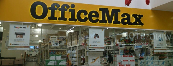 OfficeMax is one of Breenさんのお気に入りスポット.
