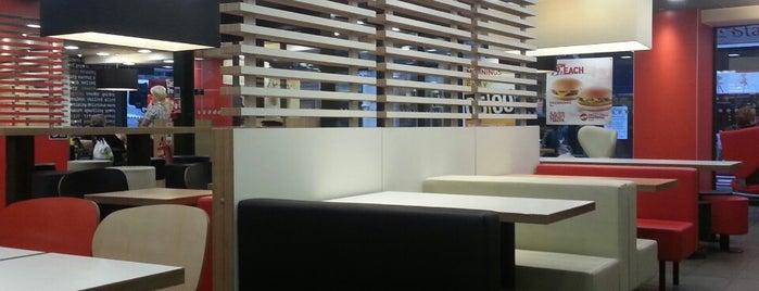 McDonald's is one of Liliia: сохраненные места.