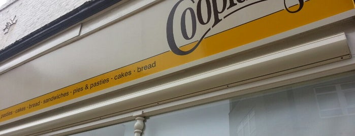 Cooplands is one of Scarborough.