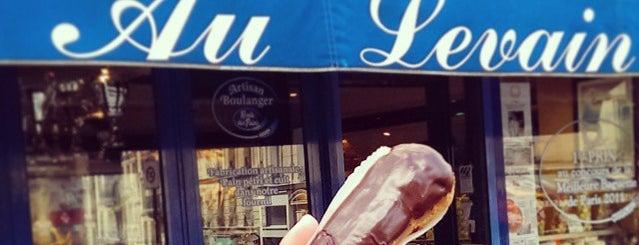 Au Levain d'Antan is one of Bakery in Paris.