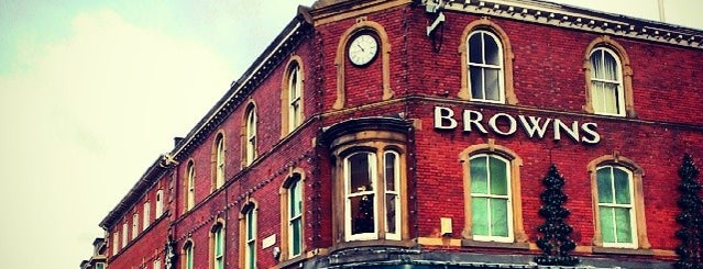 Browns is one of York Places To Visit.