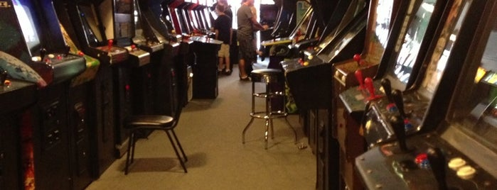 Galloping Ghost Arcade is one of Elmhurst.