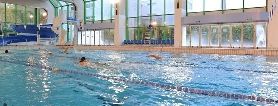 """Piscine Champerret is one of Le parcours """"Pass Jeunes""""."""