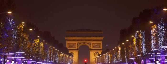 ช็องเซลีเซ is one of TODO Paris.