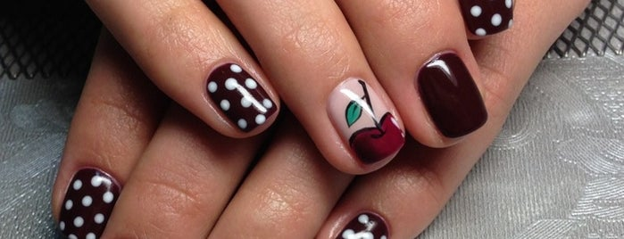 Nail Design Studio Наталии Бабицкой is one of For My Kisa.