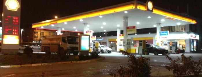 Shell is one of Posti che sono piaciuti a Kenan.