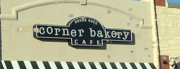 Corner Bakery Cafe is one of Lugares favoritos de Matthew.