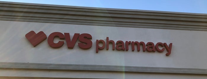 CVS pharmacy is one of Pharmacies.