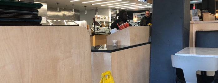 Soho Cafe is one of Chinatown-Penn Quarter-Metro Center | DC.