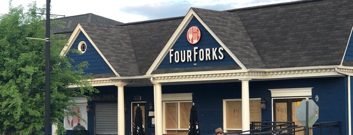 Four Forks is one of Atlanta.