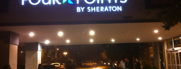 Four Points by Sheraton Chicago O'Hare Airport is one of Hotels.