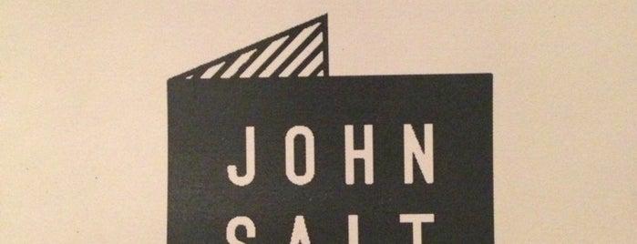 John Salt is one of London Map.