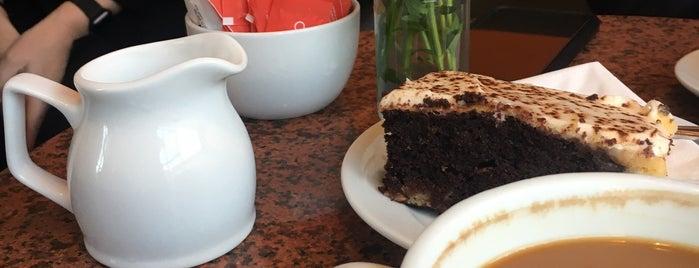The Bridge Coffee Shop is one of Tea Service.