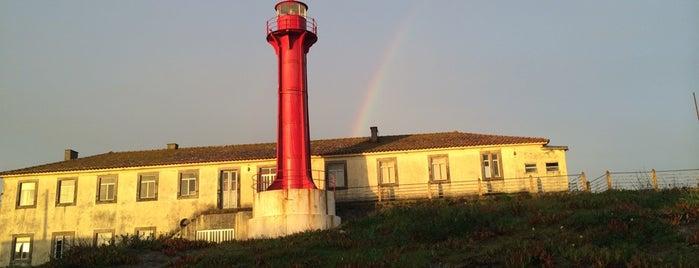 Farol de Esposende is one of Faros.