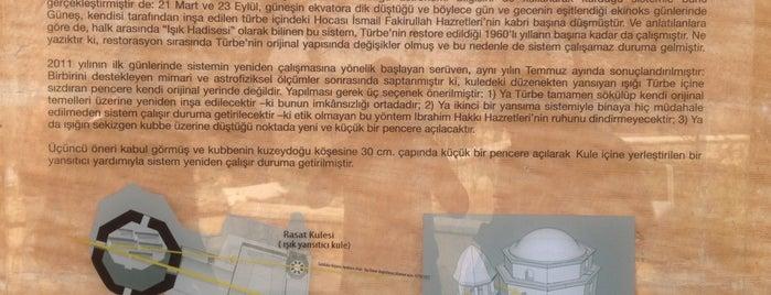 İsmail Fakirullah ve İsmail Hakkı Türbesi is one of ✖ Türkiye - Siirt.