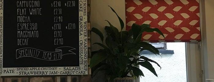Milly's Kitchen is one of Posti che sono piaciuti a Burcu.