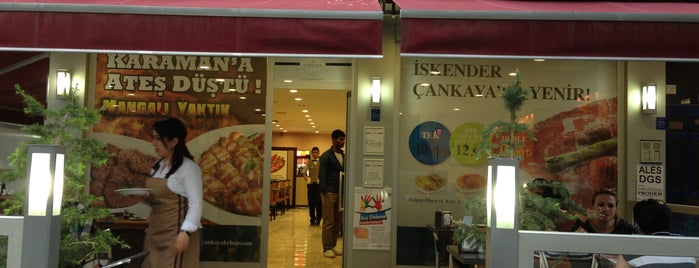 Çankaya Kebap Evi is one of ANKAGURME 님이 좋아한 장소.