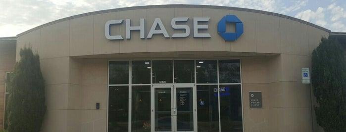 Chase Bank is one of Jasmine : понравившиеся места.