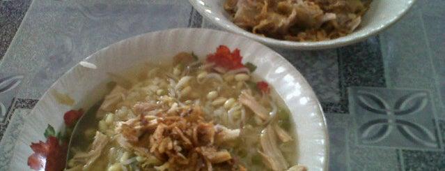Soto Ayam Pak Harto is one of Tempat yang Disukai Gondel.