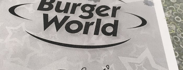 Burger World is one of Jenny's Liked Places.