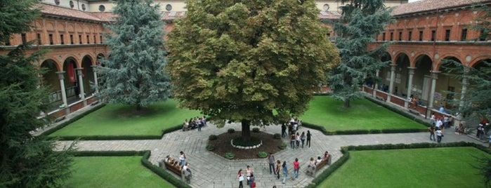 Giardino delle Vergini is one of 101Cose da fare a Milano almeno 1 volta nella vita.