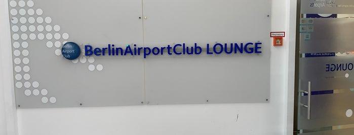 Berlin Airport Club Lounge is one of Berlin.