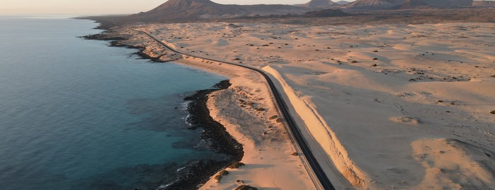 Dunas De Corralejo is one of Qué visitar en Fuerteventura.