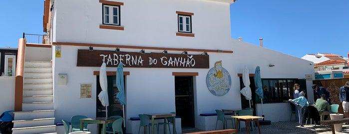 Taberna do Ganhão is one of Portugal.